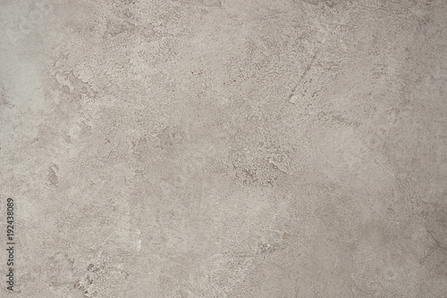 Poster Concrete Wallpaper light concrete textured background with copy space