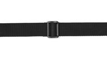 Black Nylon Fastening Belt, St...