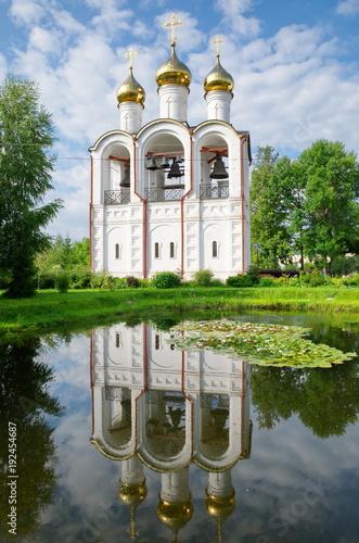 Fotografia, Obraz  Saint Nicholas monastery (Svyato-Nikolsky nunnery)
