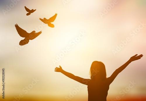 Peace. Canvas-taulu