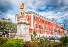 Statue Of Niccolo Piccinni Wit...