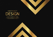 Modern Banners With Abstract D...