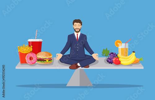 Fotografía Healthy lifestyle concept