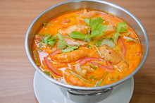 Tom Yum Goong, Thai Food , Spicy Food