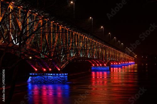 Most na Wiśle w Płocku