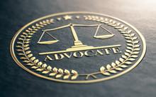 Golden Advocate Symbol