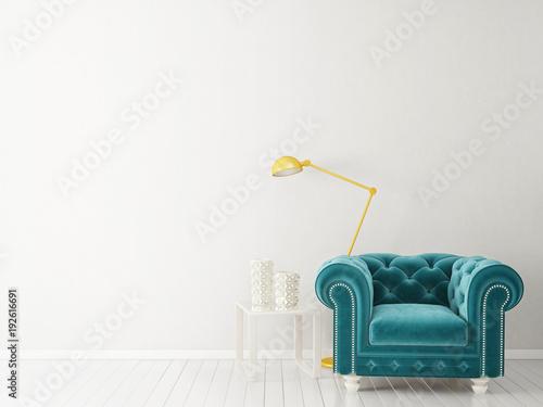 Fotografie, Obraz  interior
