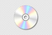 Vector Realistic Isolated Disk...