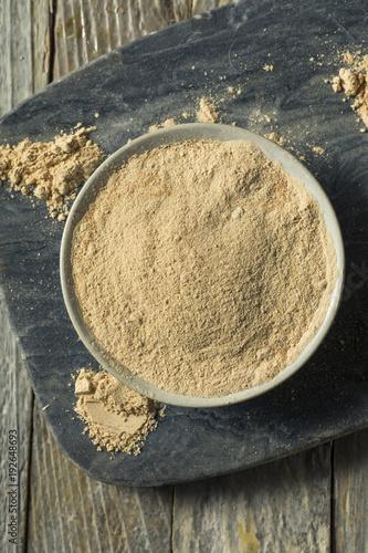 Photo Dry Organic Maca Powder Superfood