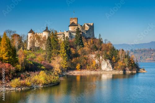 Zamek w Nidzicy, Zalew Czorsztyński, Polska