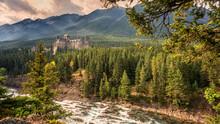 Autumn At The Fairmont Banff  ...