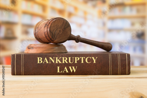 Photo bankruptcy law