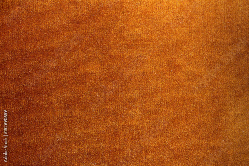 Fotobehang Stof Texture of fabric. Close-up. Background. Orange