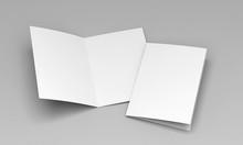 Carte Postal Blanche Template