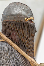 Authentic Armour Costume At A ...