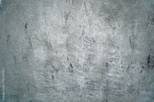 Poster de jardin Metal Old grungy cement texture, grey concrete wall background for web site or mobile devices