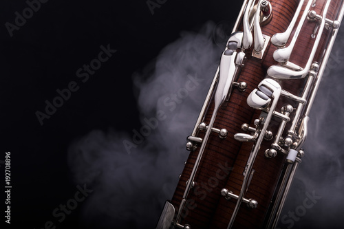 Photo Another part of a bassoon