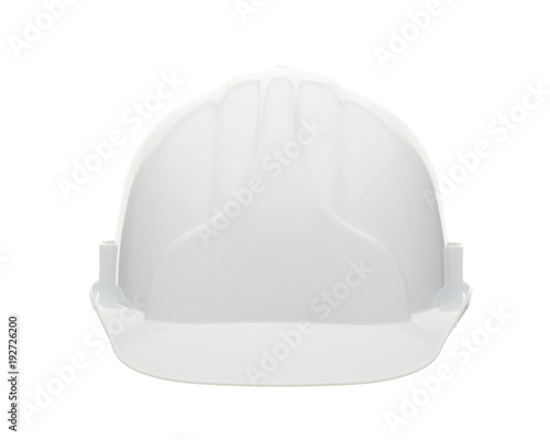Stampa su Tela  Construction hard hat.