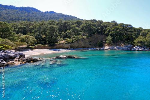Fotografie, Obraz  Oludeniz Beach in Fethiye, Mugla.