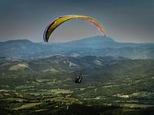 Parapendio, Volo Libero