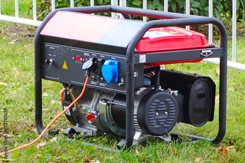Canvastavla Portable power generator