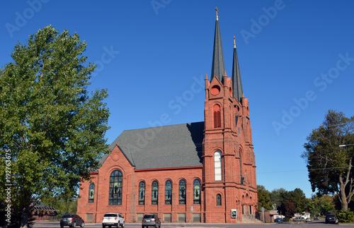 Fényképezés Calumet Church/Catholic Church in Calumet Michigan