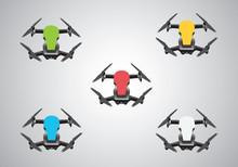 Five Drones Air