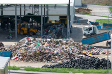 Urban Landfill Built Under The...