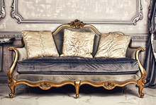 Royal Interior, Sofa, Living R...
