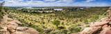Fototapeta Sawanna - Panoramic scenery in Mapungubwe National park, South Africa