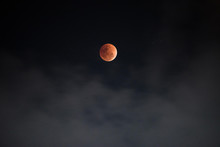 Blood Moon Lunar Eclipse On 31 January 2018