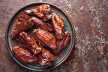 Hot Homemade Teriyaki Chicken ...