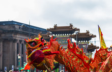 The Traditional Dragon Dance C...