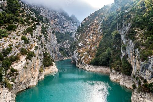 Canvas Print Frankreich - Provence-Alpes - Grand Canyon du Verdon