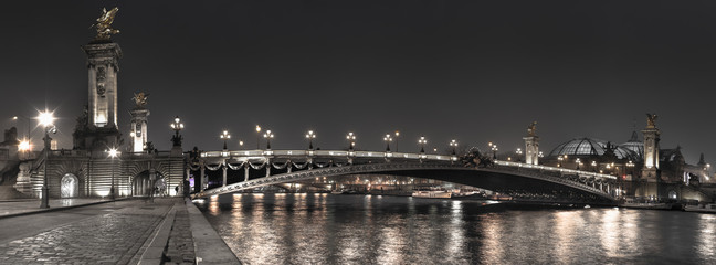 Fototapeta Paris - Pont Alexandre III