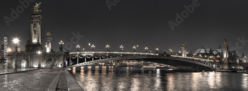 Fototapeta Paris - Pont Alexandre III  obraz