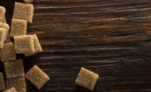 Brown And White Sugar Cubes Cl...