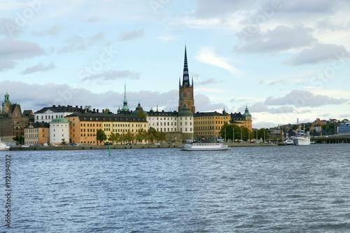 Staande foto Stockholm Stockholm - Schweden