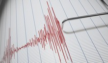 Lie Detector Or Seismograph For Earthquake Detection. 3D Rendered Illustration.