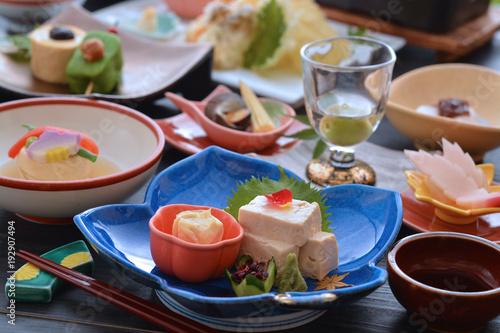 Fototapeta Spotkanie z posiłkiem