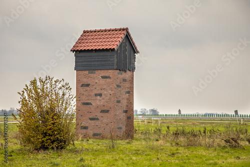 Bat house tower
