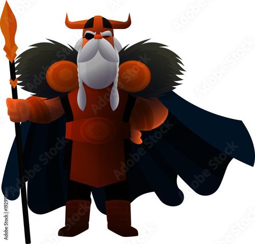 Photo  Odin