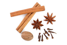 Cinnamon Sticks With Star Anis...