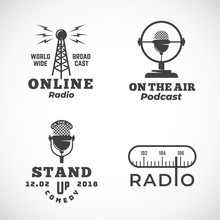 Online Radio And Microphone Ab...