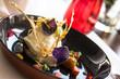 Fisch als Gericht im Restaurant