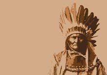 Geronimo - Chef Indien - Portr...