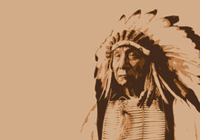 Red Cloud - Chef Indien - Port...