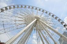 Famous Ferris Wheel Atlanta, Georgia