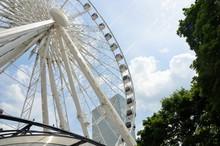 Famous Ferris Wheel Atlanta, G...