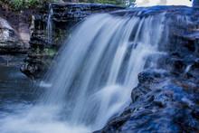 Bruel´s Waterfall At São Luiz Do Purunã, Paraná, Brazil